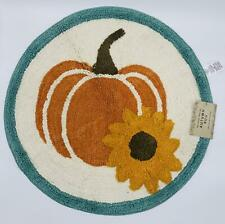 Harvest Words Collection Autumn 25-inch Indoor Rug