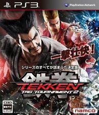 USED PS3 PlayStation 3 Tekken Tag Tournament 2 98215 JAPAN IMPORT
