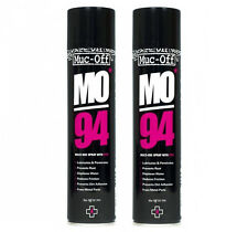 2x Muc-Off MO-94 Multi Purpose Spray Lubricant PTFE Formula Protective 400ml