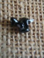 Vintage Polly Pocket Bluebird 1993 Pet Store Shop Black Cat Figure Animal
