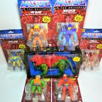 Masters of the Universe Origins Action Figures Retro Play Set MOTU New 2020