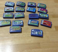 Leapter Cartrige Games Choose 3 Cartridges For $10