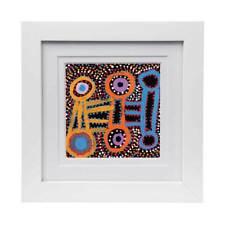 Framed Aboriginal Print - Watson Robertson