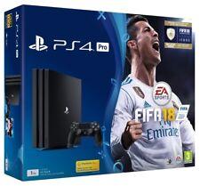 PS4 Pro 1TB FIFA 18