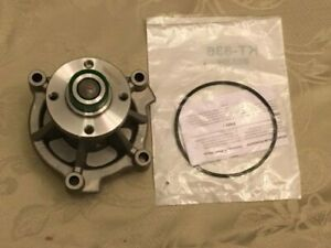 """Engine Water Pump ASC Industries WP-9101 New with """"O-Ring Gasket"""""""