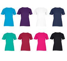 Femmes T-Shirt Organique Chemise Bio Coton
