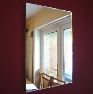Rectangle Mirrors (Acrylic Shatterproof Safety Mirrors, Several Sizes Available)