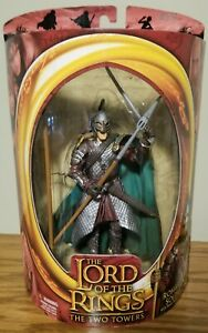Rohirrim Soldier The Lord of the Rings The Two Towers