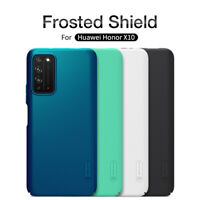 For Huawei Honor X10 Nillkin Super Frosted Shield Slim Dust-proof Hard Cover