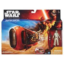 Hasbro Star Wars The Force Awakens Rey's Speeder 3.75in Figure B3676