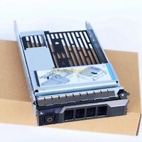 """Hybrid Drive Carrier 3.5"""" tray 2.5"""" adapter for Dell 9W8C4 F238F R730 R720 R530"""
