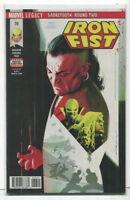 Iron Fist #76 NM Legacy Sabretooth:Round Two  Marvel Comics CBX11