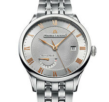 Maurice Lacroix señores reloj Masterpiece mp6807-ss002-111 nuevo embalaje original PVP 3400 €