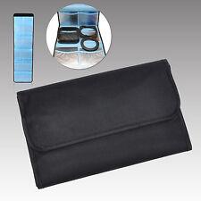 10 Pockets Camera Filter Lens Bag Wallet Adapter Ring Storage Case Pouch Holder