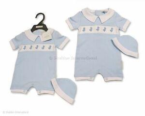 Spanish luxury 3 piece baby set English size 3-6 months