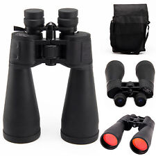 Mega Zoom High Resolution Binoculars 20-180x100 Travel Sports Telescopes