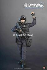 Soldier Story Blue Steel Commandos SWAT Mint in Box