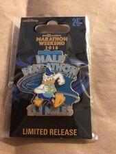 New Walt Disney Limited Release Donald Duck Marathon Weekend 2018 trading Pin