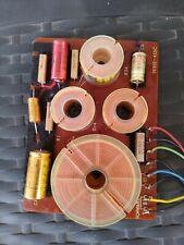 Frequenzweiche für Grundig Box 650b Vintage.