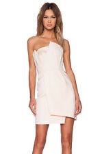 C/MEO COLLECTIVE Don't Wait Shell Structured Dress Size S Retail $250