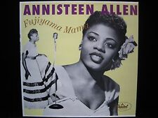 ANNISTEEN ALLEN FUJIYAMA MAMA CAPITOL 1566291 FRENCH REISSUE RECORD
