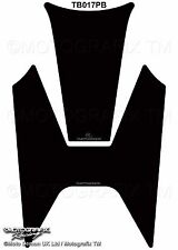 BMW R1200GS LC 2013 14 15 16 17 18 Motorcycle Tank Pad Protector Motografix