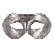 Weihnachten Halloween Party maskenball-maske - Silber Metallic u25108