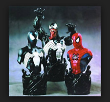 VENOM TRIPLE PACK BUST SETBY BOWEN DESIGNS (FACTORY SEALED,MIB)