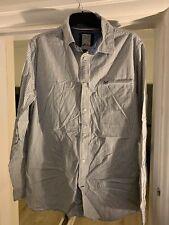 crew clothing mens shirt xl