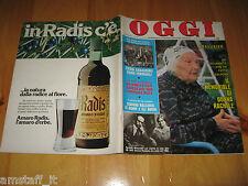 OGGI 1979/45=RACHELE MUSSOLINI=SMORFIA DE CARO ARENA TROISI=BERUSCHI MINOPRIO M.