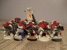 13 Space Marine Tactical Marines Warhammer 40,000 40k Gw