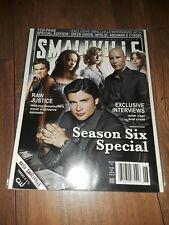Smallville Magazine (2004) #20 - bagged & boarded