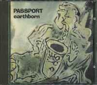 """PASSPORT """"Earthborn"""" CD-Album - KLAUS DOLDINGER"""