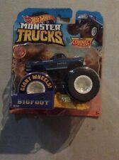 Hot Wheels Monster Trucks Bigfoot 1/64 Scale 4x4x4