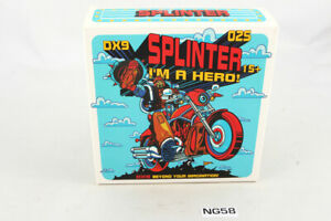Splinter w/box Masterpiece DX9 3rd Party Wreck-Gar