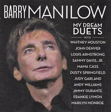 BARRY MANILOW - MY DREAM DUETS (NEW CD)