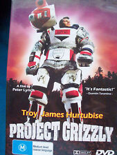 Project Grizzly (DVD, 2005) * USED *