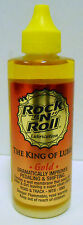Bicycle Bike King Of Lubes Rock-N-Roll Gold Lube 4oz. Chain Lubricant NEW USA!