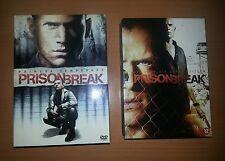 PRISON BREAK TEMPORADA 1 Y 3 DVD - PRIMERA Y TERCERA TEMPORADAS