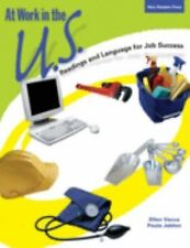 At Work in the U.S.: Readings and Language for Job Success by Jablon, Paula M.,