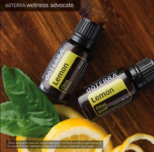 doTERRA Lemon 15ml Certified Therapeutic Essential Oil