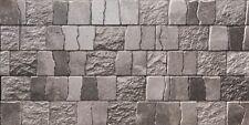 Spectra Stone Effect Contemporary Decor Feature 3D Ceramic Wall Tiles Cut Sample