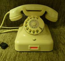 Jubiläum! 60! W48 altes antikes KRONE Telefon Bakelit Telephone  2.61 TOP!