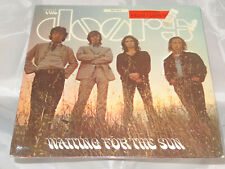 The Doors Waiting for the Sun Sealed Vinyl Record Lp USA 1976 Hype Sticker