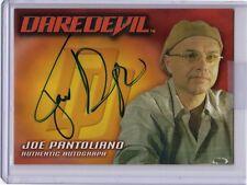 Daredevil Joe Pantoliano Autograph card Ben Urich auto Topps