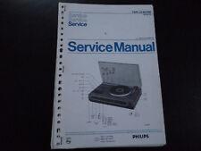 Original Service Manual Philips 22AH900