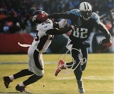 Delanie Walker Signed Autographed Tennessee Titans 8x10 Photo Coa 152ea0218