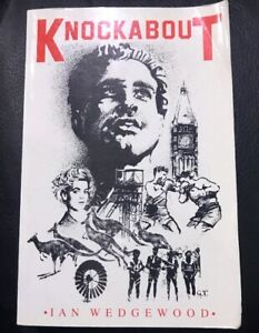 Knockabout By Ian Wedgewood  - SIGNED - ISBN 0959660674 AU Fast Post