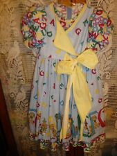 Daisy kingdom new 2 piece dress size 4