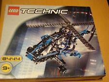 LEGO TECHNIC 8444 - COMME NEUF - COMPLET AVEC PLAN ET BOITE
